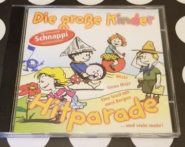 Kinderhitparade für die Kleinen