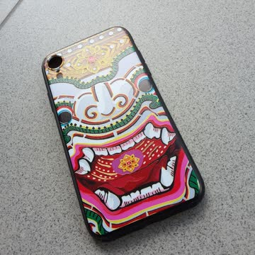 Hülle I Phone XR in super Farbe