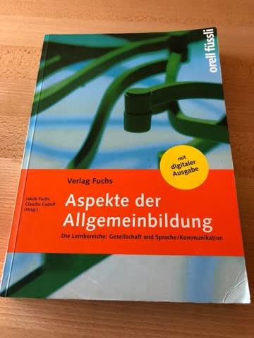 Aspekte der Allgemeinbildung 2013/14