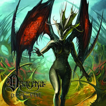 "DRACENA (Swe) ""Cursed To The Night"""