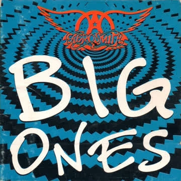 "cd: aerosmith ""big ones"""