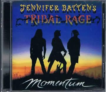 "cd: jennifer batten's tribal rage ""momentum"""
