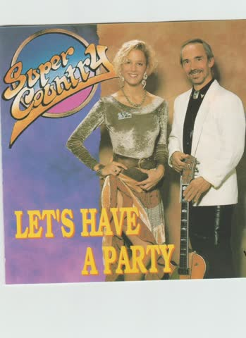 """cd: super country """"let's have a party"""""""