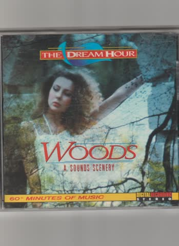 cd: the dream hour: woods - a sounds scenery