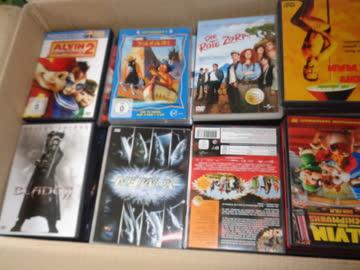 ca 800 Dvds