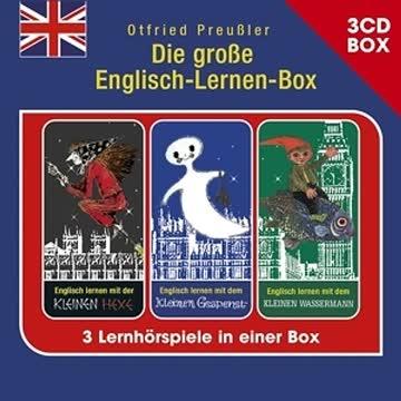 Die grosse Englisch-Lernen-Box