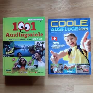 Buchpaket Ausflugsziele & Freizeitideen