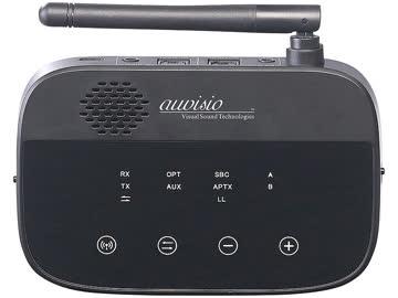 2in1-Audio-Sender & -Empfänger, Bluetooth 4.2