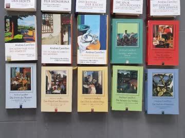19 Kriminalromane Commissario Montalbano / Andrea Camilleri