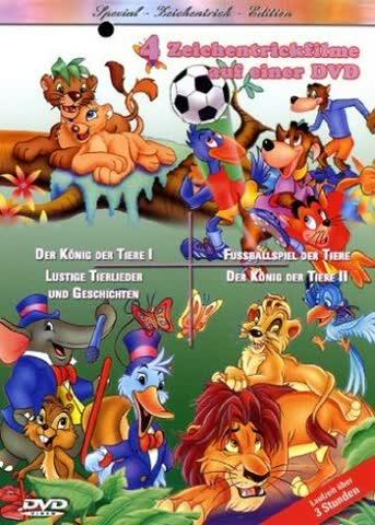 Special Zeichentrick - DVD 2