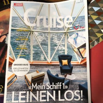 Cruise  Nr.33 / 17. August 2018