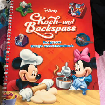 Coop: Disney Koch- und Backspass