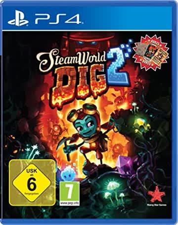 Steamworld Dig 2 [PlayStation 4]