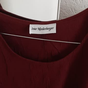 Bluse Ivar Niederberger