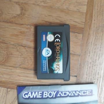 Herr der Ringe Game Boy Advance