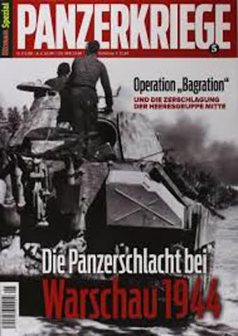 """Magazin """"Panzerkriege"""""""