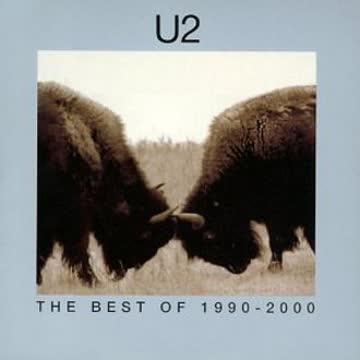 U2 - Best of 1990-2000/B-Sides plus DVD (Limited Edition)