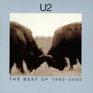 U2 - Best of 1990-2000/B-Sides plus DVD (Limited Edition)