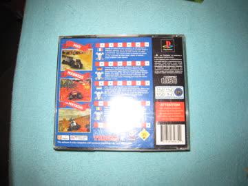Play Station Game Monster Trucks