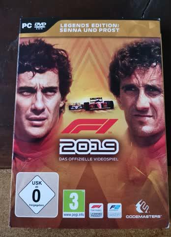 F1 2019 für PC