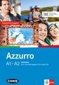 Azzurro A1 - A2 Italienisch Kurs- und Übungsbuch mit AudioCD