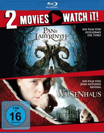 Pans Labyrinth / Das Waisenhaus