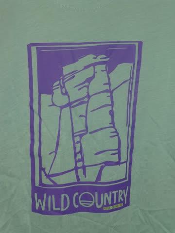 Wild Country T-Shirt Gr. 40/42 Neu ungetragen 100% Baumwolle