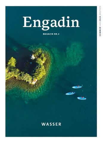Engadin - Magazin Nr. 2: Wasser