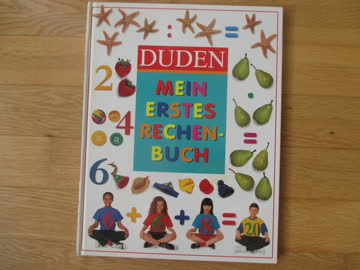 Duden: Mein erstes Rechenbuch