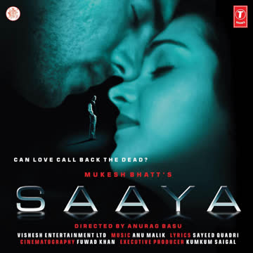 Anu Malik - Saaya [Bollywood Soundtrack]