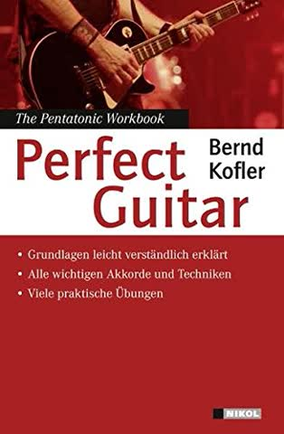 Perfect Guitar: The Pentatonic Workbook