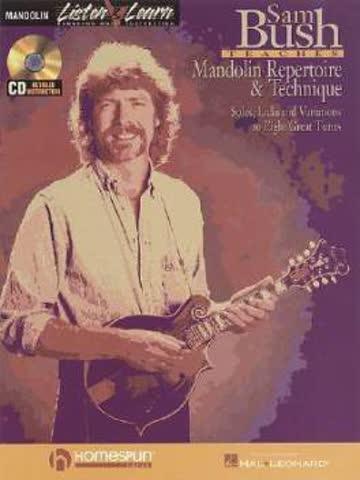 Sam Bush Teaches Mandolin Repertoire & Technique (Listen & Learn)