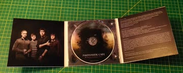 Photoside Cafe - The Beauty of Innocence remains