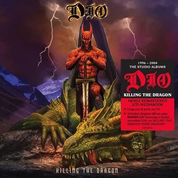 DIO - Killing The Dragon (Deluxe Edition 2019 Remaster)