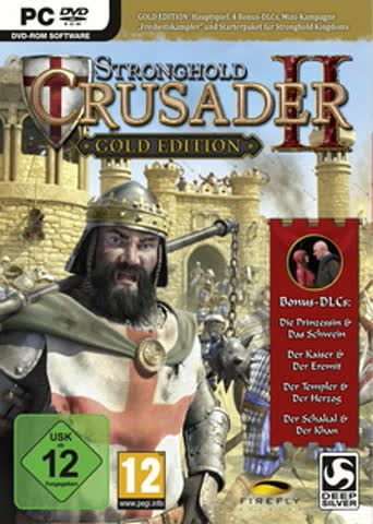 Stronghold: Crusader II Gold