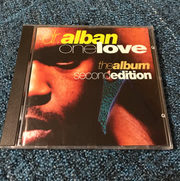 Dr. Alban - One Love-The Album-Second Edition (Elektro)