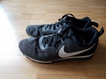 Nike-Markenschuhe suchen neues Zuhause