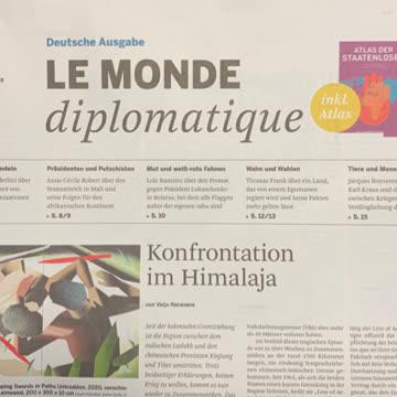 Le Monde Diplomatique okt 2020 Deutsche Ausgabe