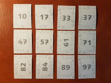 Migros Tiptoi Mania: 12 verschiedene Karten (neu geordnet)