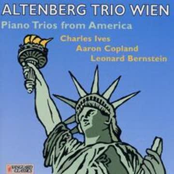 Altenberg Trio Wien - Piano Trios from America
