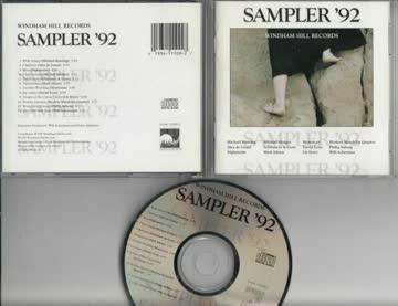 Windham Hill Records - Sampler `92