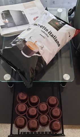 Delicio Elegante Kaffeemaschine...