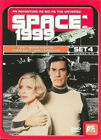 Space: 1999 - Set 4 (Episodes 19-24)