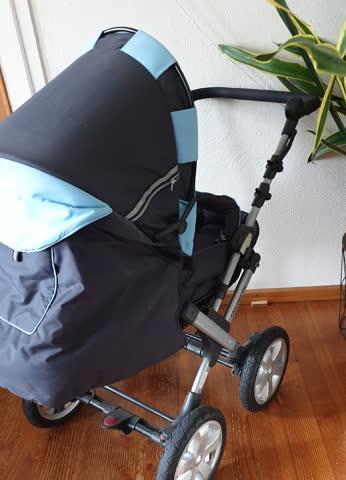 Hauck Kinderwagen (wenig gebraucht)
