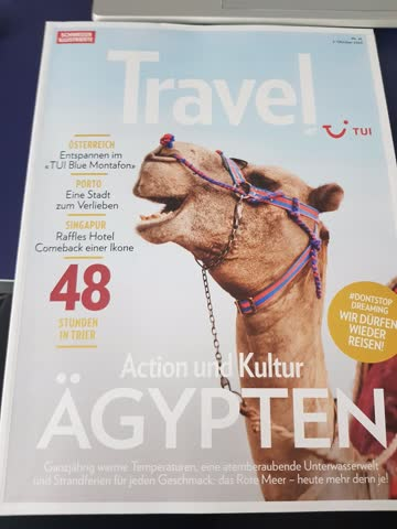 SI Travel Nr. 41 vom 9.10.2020