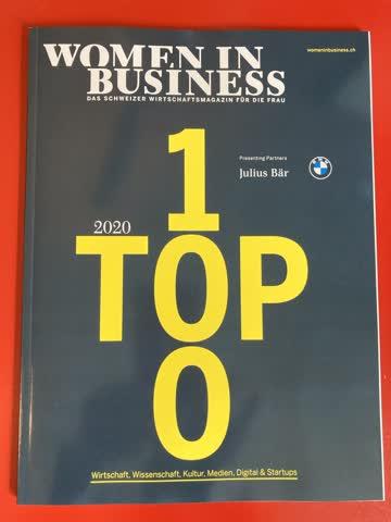 Women in Business - Wirtschaftsmag. für Frauen Top 100 2020