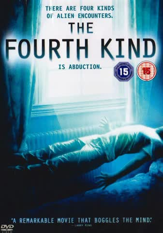 The Fourth Kind [UK Import] [DVD]