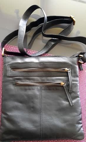 Neue Leder Tasche...