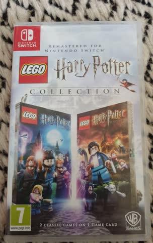 Switch Lego Harry potter