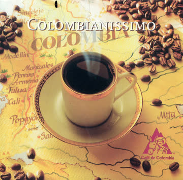 Colombianissimo (CD) Compilation